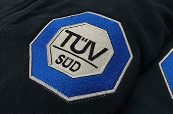 TÜV Süd Stick Hemden