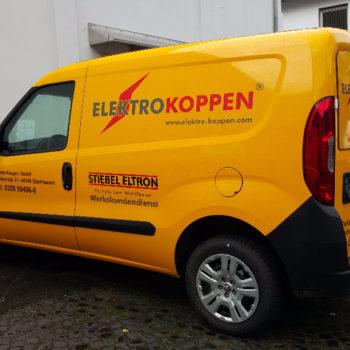 Autofolierung 〉 Oberhausen 〉 Elektro Koppen