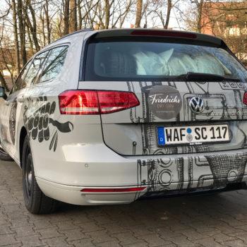 Autofolierung 〉 Steinhagen 〉 Friedr. Schwarze GmbH