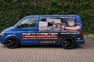 Autofolierung 〉 Wuppertal 〉 Pointmaster