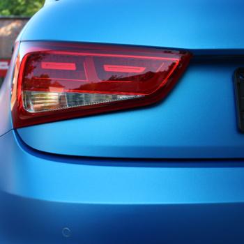 Car Wrapping 〉 Bochum 〉 Tiemeyer Gruppe - Audi A1