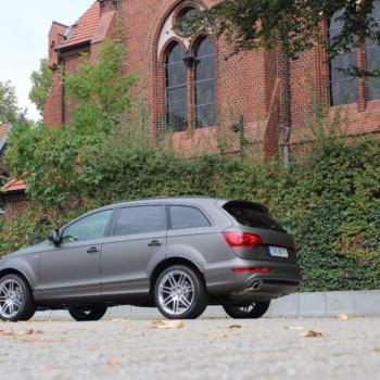 Car Wrapping 〉 Bochum 〉 Tiemeyer Gruppe - Audi Q5