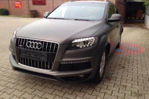 Car Wrapping 〉 Bochum 〉 Tiemeyer Gruppe - Audi Q5