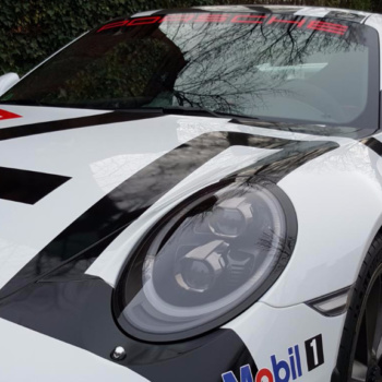 Car Wrapping 〉 Dortmund 〉 Porsche 911