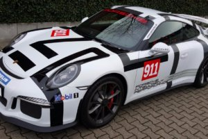 Car Wrapping 〉 Dortmund 〉 Porsche 911