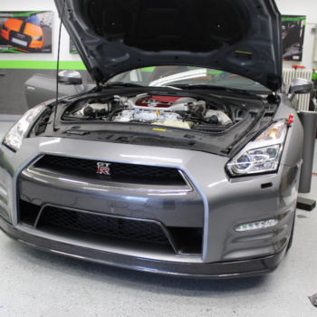 Car Wrapping 〉 Essen 〉 Nissan GTR