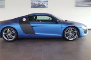 Car Wrapping 〉 Schwelm 〉 Tepass + Seiz - Audi R8