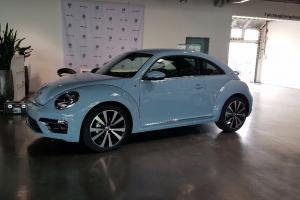 Car Wrapping 〉 Velbert 〉 Gottfried Schultz - VW New Beetle