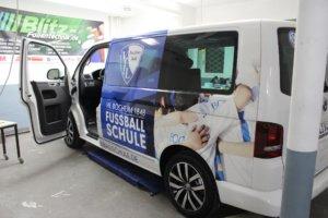 Fahrzeugbeschriftung 〉 Bochum 〉 Tiemeyer Gruppe
