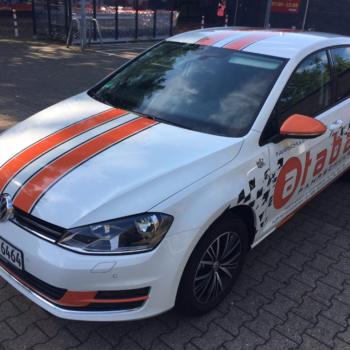 Fahrzeugbeschriftung 〉 Duisburg 〉 Fahrschule Atabay