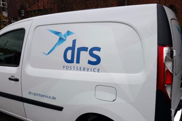 Fahrzeugbeschriftung 〉 Essen 〉 DRS Mail