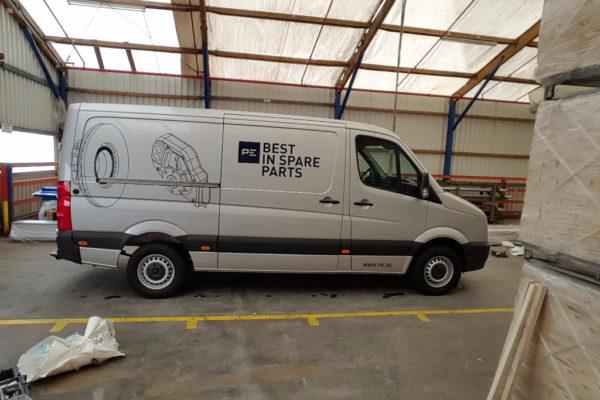 Fahrzeugbeschriftung 〉 Wuppertal 〉 PE Automotive
