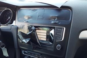 Interieur Beklebung - VW Golf