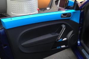 Interieur Beklebung - VW Beetle