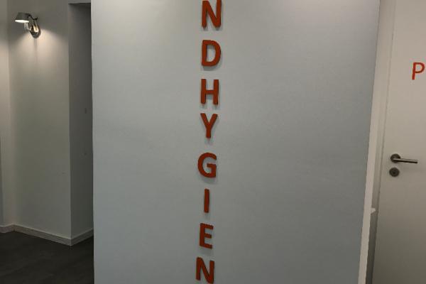 Werbetechnik 〉 3D Buchstaben