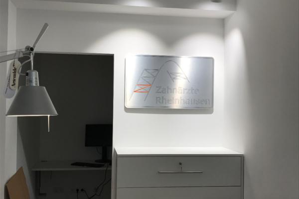 Werbetechnik 〉 Firmenschilder