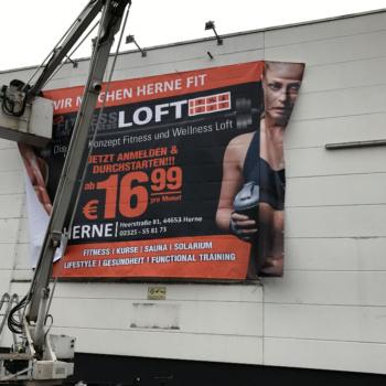 Werbetechnik 〉 Plakatwerbung